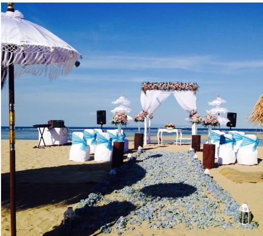 LEGAL WEDDING IN BALI